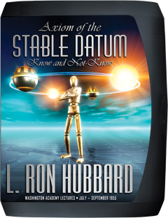 Axiom of the Stable Datum