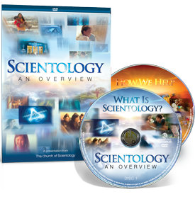 Request Your Free DVD - Scientology: An Overview
