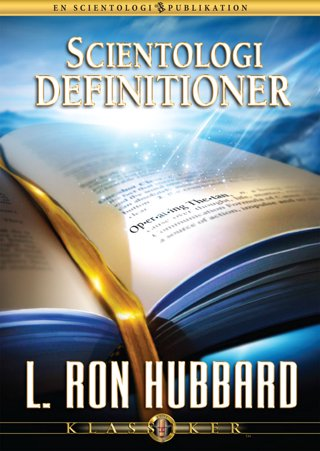 Scientology definitioner