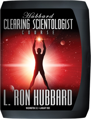 Hubbard Clearing Scientologist