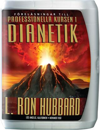 Föreläsningarna till den professionella kursen i Dianetik