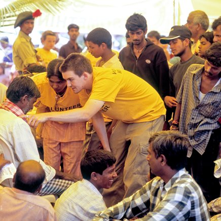 Scientology Volunteer Ministers in Sri Lanka