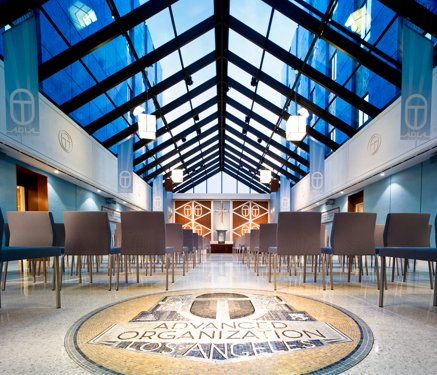 The Atrium Chapel of the Advanced Organization of Los Angeles