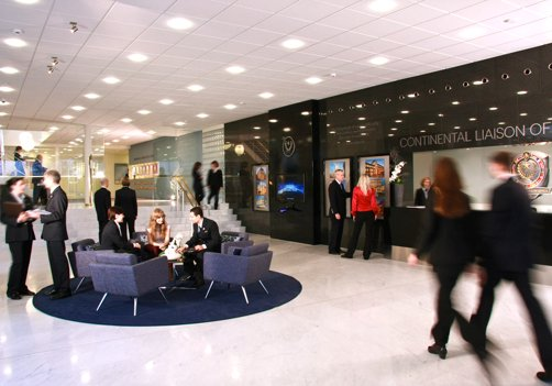 Reception of the Continental Liaison Office for Europe