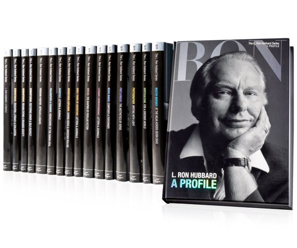 The L. Ron Hubbard Series: The Complete Biographical Encyclopedia