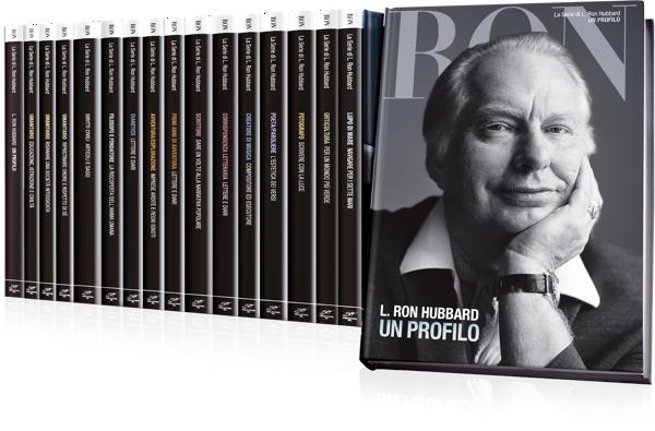 La Serie di L. Ron Hubbard, La Completa Enciclopedia Biografica