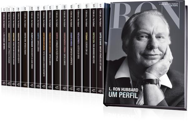 A Série de L. Ron Hubbard: A Enciclopédia Biográfica Completa