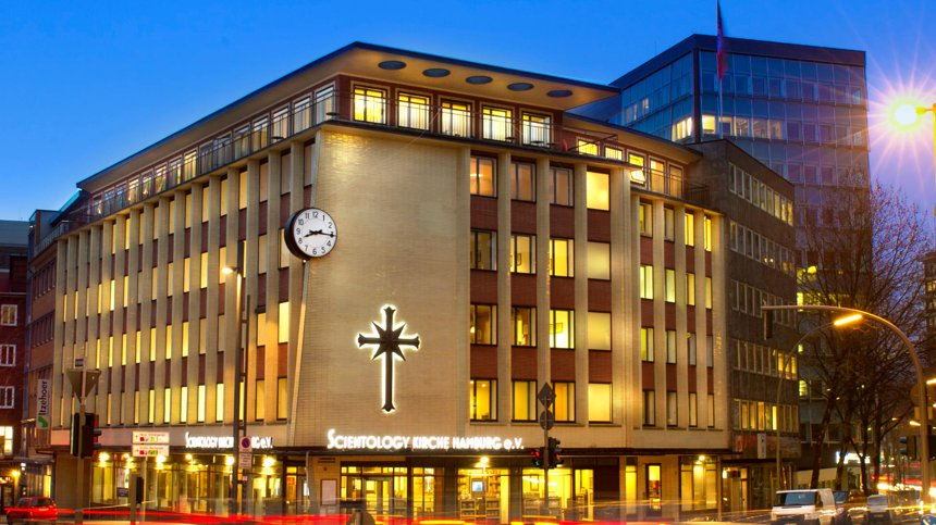 Scientology Kirchen In Deutschland