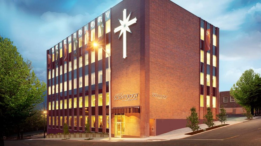 Church of Scientology of Washington State - All Are Welcome!