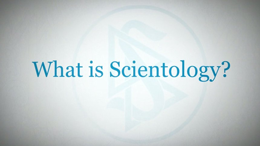 What is Scientology